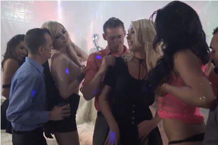 Travi szex és pornó - GX - afterparty gruppenszex